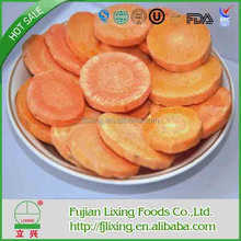 Best selling 100% natural FD CARROTS