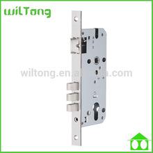 45mm tipos de cerraduras para puertas de madera