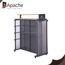 Competitive price clothing store sport accessory metal display rack