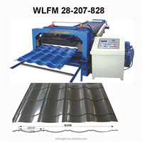 Tile Roofing roll forming machine