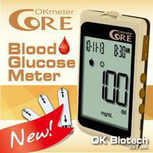 OKmeter Core Diabetes Medical Equipment