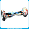 2015 newest 2 wheels powered unicycle smart electric motorcycle hoverboard 10 inch self balancing