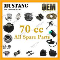 JH70 Parts 70CC with Excellent Quality Parts for pAKISTAN