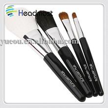 nail art design brush set high quality cosmetic mini eyeliner brush makeup brush