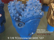 9 7/8 TCI roller cone bit for hard formation water well drilling