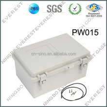 ABS/PC plastic waterproof electrical enclosures
