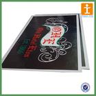 Tj--xi-084 preço de fábrica de alta qualidade de suspensão interior impresso bandeira