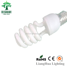 alibaba express spiral T5 Tri-color 45w skd energy saving lamps/cfl tube light/cfl making machine
