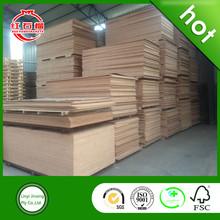 Plywood Manufacture Gurjan Plywood / Red Meranti Plywood