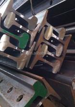 15kg/m GB standard railway steel,Q235B light rail 17