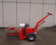 6.5HP Honda engine Trencher, dimensions 1560*700*800mm