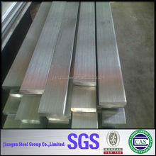 ISO CERTIFICATED FACTORY SALES STAINLESS STEEL SS304 HRAP FLAT BARS, NO.1 FINISH, PLAIN END X 6M