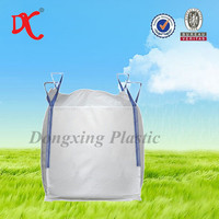 one ton jumbo bag for fertilizer, building material, sand packing