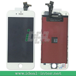 mobile phone accessories factory in china for apple iphone 6 lcd digitizer assembly