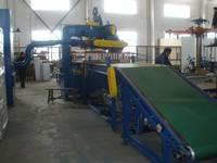MT-II type white edge tyre buffing machine