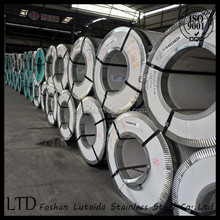 Stainless Cold Rolled Steel with lutaida