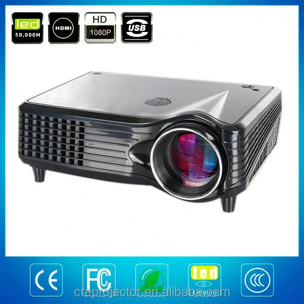 Projector lamp christmas projector cheap mini video for Cheap mini portable projector