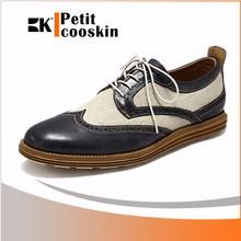 Bullock designer men leather dress shoes service shoes for men