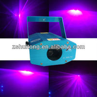 2015 Latest Design 300MW Single Blue Beam Laser Light with Remote Control for Christmas,Birthday,Holiday Party