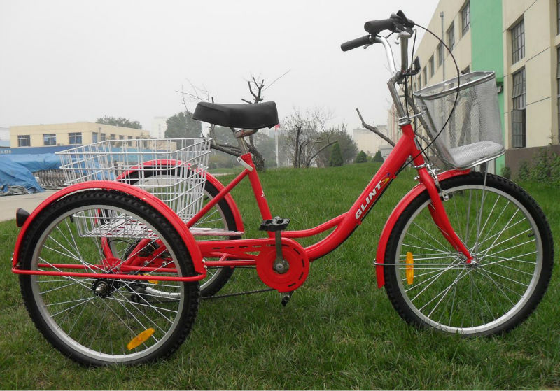 """24"""" new model beautiful tricycle(FP-TRI 01)"""