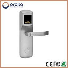 Smart Economical Intelligent Digital Hotel Door Lock With Cards