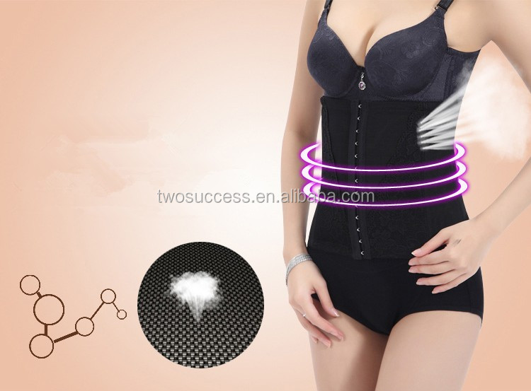Breathable Seamless Weight Loss StaylaceBelt For Puerpera (5)