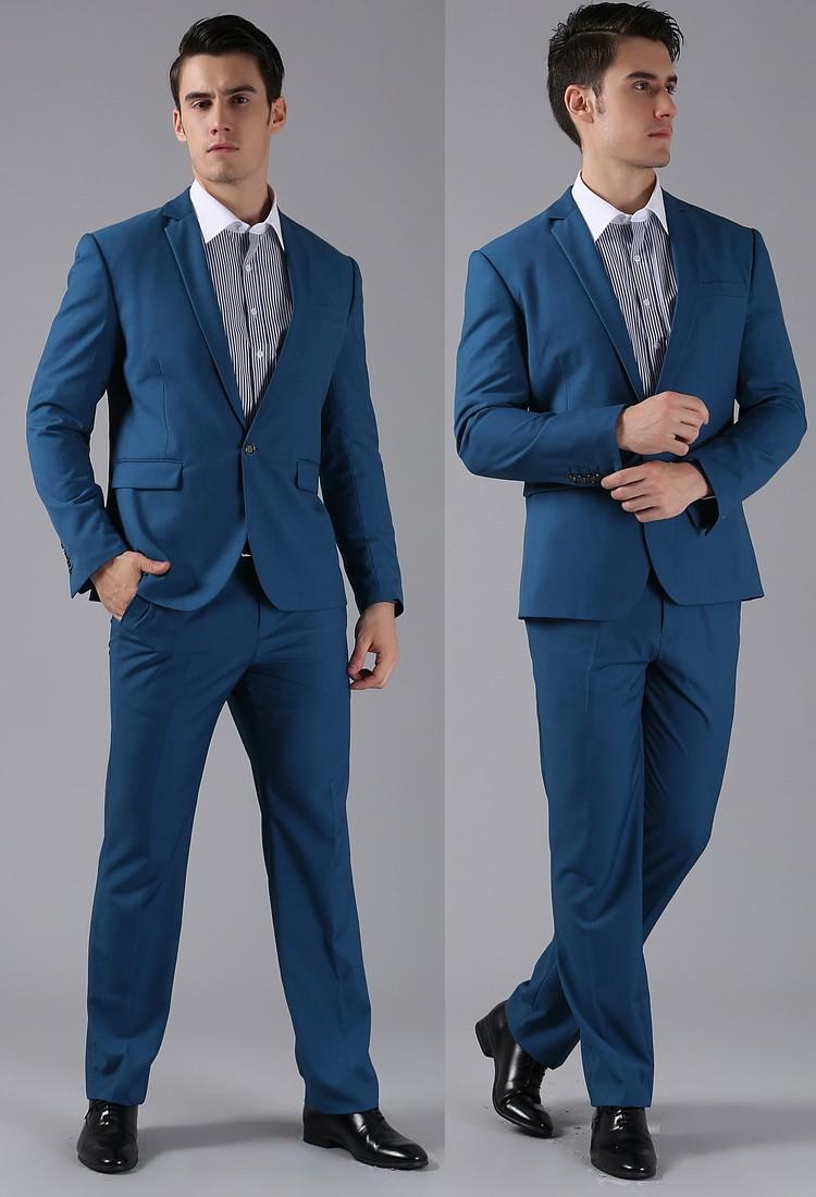 HTB1eF0rFVXXXXXuXXXXq6xXFXXXj - (Jackets+Pants) 2016 New Men Suits Slim Custom Fit Tuxedo Brand Fashion Bridegroon Business Dress Wedding Suits Blazer H0285