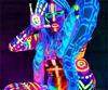 UV Glow - Glow in the Dark Face & Body Paint
