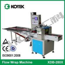 Inverted Horizontal Flow Sweet Pack Wrap Equipment High Speed Chocolate Pillow Wrapping Machine Automatic Candy Bar Wrapper