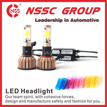 NSSC Hot Sale High Bright Motocycle Headlight H6 Universal Moto LED Headlight