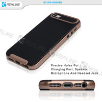 metal aluminum alloy bumper case cover fits for apple iphone 5 5s