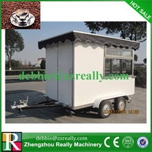 Hot dog caarts food cart for sale with wing opening food trucks for sale