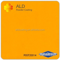 ALD silver copper gold bronze powder coating