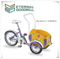 2015 Eternal Goodwill cargo bike for children road bike