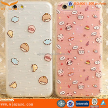 """NEW mobile phone accessory Protective Plastic TPU case for iphone 4.7"""" 5.5"""""""