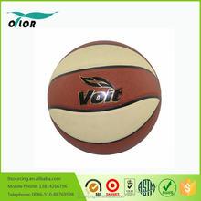 Fashion standard cheap custom leather basketballs