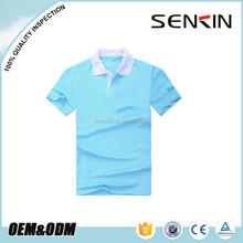 cool fit 100% polyester adults polo shirt custom design wholesale by china supplier