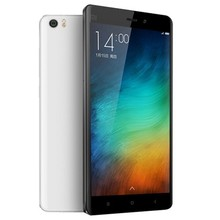 New Brand Phone Xiaomi Mi Note 5.7 inch MIUI 6 Smart Mobile Phone, Qualcomm Snapdragon 801 Quad Core 2.5GHz, ROM: 64GB