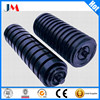 Good Design Rubber Disc Impact Roller,Impact Idler With Rubber Rings