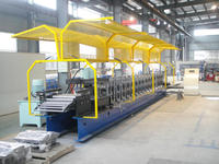 C Type and Z Type Purlin Roll Forming Machine