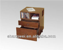 wooden book file home cabinet