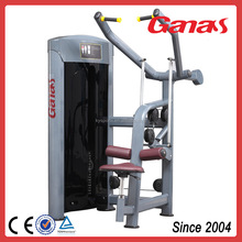 New Fitness Back Stretching Equipment Lat Pull Down Machine For Gym
