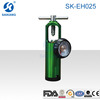 China Products Mini High Pressure Oxygen Regulator With Flowmeter