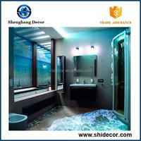 Hot sale low water absorption 600x600 3d porcelain tile