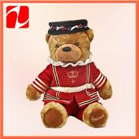 wholesale cap clothing doll gift bear toy