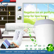 anion LED bulb bluetooth speaker LED bulb with negative ion generator