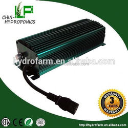 dimmable 1000w electronic ballast/ garden indoor 250w hid electronic ballast