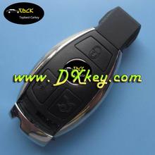 High quality 3 button smart car keys (315 mhz/NEC chip) key for mercedes benz smart key
