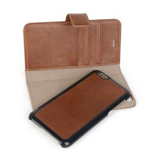 Hot sale high quality best genuine leather mobile phone cases