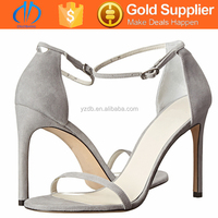 export shiny mature sexy women high heel dress shoes